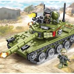 Tank T-85
