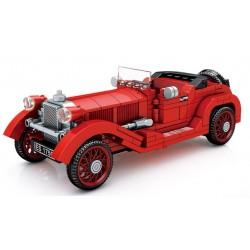 Auto veterán Rolls Royce