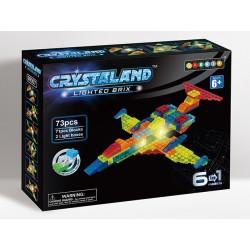 Stíhačka (Crystaland, 2x...